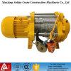 Kcd300-600kg 220V/380V Wire Rope Electric Hoist/Wire Rope Motor Hoist