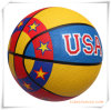 Promotion Basketball in Various Sizes, Customized Logos Are Accepted (OS24004)