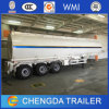 30000L 40000L 60000L 6 Silos Diesel Oil Fuel Transportation Tanker Semi Trailer