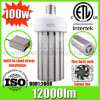 High Power 100W E40 LED Corn Light for Warehouse Lighting