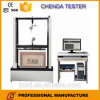 100kn Electronic Universal Testing Machine for Container Compression Testing Machine