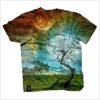 Fashion Sublimation Printed T-Shirt for Men (M282)