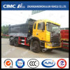 JAC 6*4 Lightweight Dump Truck with 5m*2.3m*1.2m Cargo Box