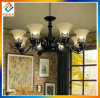 European Hotel Decorative Glass Pendant Chandelier Light