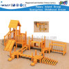 Wooden Playsets Playground Equipment for Kids Wooden Role Play Hf-17102