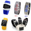 Fashion Brand LED Silicone Watch Men (mic-001)