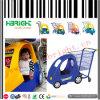 Kids Supermarket Cart Children Shopping Trolley Cart