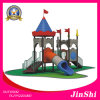 Caesar Castle Series 2017 Latest Outdoor/Indoor Playground Equipment, Plastic Slide, Amusement Park GS TUV (KC-009)