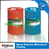Spray Polyurea Waterproof Coating with Good Quality
