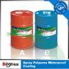 Spray Polyurea Waterproof Coating with Good Quality