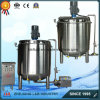 Stainless Steel Insulation Jacketed Double Open Mixing Tank