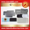 Talent Button Rectangle 50X90mm Pin Button