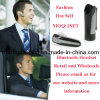 High Quality USB Wireless Bluetooth Earphone for iPhone 4, 4s, 5, Mobile Bluetooth Stereo Noise Cancelling Headset
