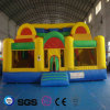 Hot Sale Coco Water Design Inflatable Colorful Castle LG9049