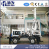 260m Deep Water Borehole Drilling Rig