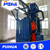 Q37 Double Hanger Shot Blasting Machine with Customized Loading Weight