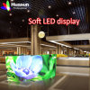 Rental P9 Indoor Flexible LED Curtain Display