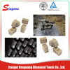 Diamond Multi-Saw Blades and Segments for Granite Block Cutting