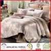 Fashion Poly-Cotton Jacquard Bedding Set Df-C142