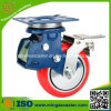 Polyurethane Wheel Heavy Duty Shock Absorption Caster