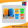 High Quality Color Children Plastic Beach Bucket