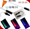 Factory Price Flag Pole, Safety Light, Car Antenna LED Light with 3m 9.8FT Strong Wiring