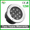 Outdoor 12W 12V Warm White/White LED Underground Light