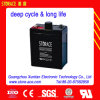 Sealed Maintenance Free AGM Battery 2V 50ah for Solar Systems