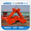 Electric Hydraulic Grab Buckets for Sale