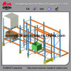 Steel Structure Very Narrow Aisle Pallet Shelf Rack