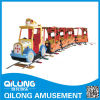 CE Certified Kiddie Ride Train (QL-C068)