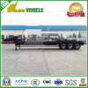 80t 3-4 Axles German Suspension Low Loader Trailer