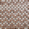 Stone Marble Crystal Glass Mosaic Tiles Mix (M815013)