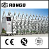Security Stainless Steel Extendable Folding Main Gates