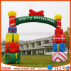 for Sale Publicize Logo Printed Inflatable Birthday Arch