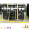 Black Marble/Silver Dragon Polished Marble Slabs & Tiles for Stairs Wall/Floor/Countertop (YY-MS197)