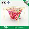 Crochet Rainbow Climbing Net for Indoor Adventure Park Playground