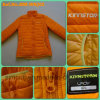 Women′s Fashion Orange Light Down Jacket for Winter (SM-WQJ02)