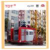 Tdt Construction Requisite Equipments Frequency Conversion Building Hoist/Construction Hoist