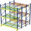 Storage Rack for Forklift Push Back Racking