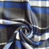 Four Colors Supple and Special Glen Check Over Coating for Men's Wear
