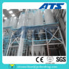 Continuous Automatic Floating Fish Feed Pellet Processing Project
