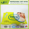 Antispetic Baby Wet Tissues Private Label Organic Baby Wipes