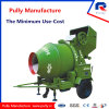 Pully Manufacture Jzc350 Mini Portable Concrete Mixer