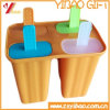 Hot Sale Healthy Made Silicone Ice Cream Popsicle Mold (YB-AB-018)