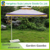 Wholesale Steel Square Big Outdoor Garden Umbrella for Sale