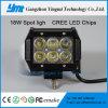 Truck SUV Offroad 18W LED Spot Beam Work Light Bar