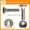 DIN 603 Class A2 A4 Metric Flat Mushroom Head Bolt