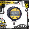 Enerpac Digital, Hydraulic Pressure Gauges with High Quality