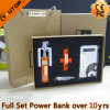 Hot Mobilephone Fullset Gifts 5000mAh Supler Slim Power Bank (YT-PB21)